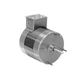 "Fasco D113, 4.4"" Shaded Pole Motor - 115/230 Volts 1550 RPM"
