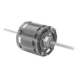 "Fasco F1165, 3.3"" Double Shaft Motor - 115 Volts 1550 RPM"