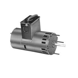 "Fasco D1188, 3.3"" Shaded Pole Draft Inducer Motor - 208-230/460 Volts 3000 RPM"