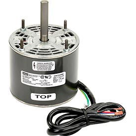 """Fasco D119, 4.4"""" Shaded Pole Motor - 115 Volts 1500 RPM"""