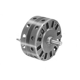 """Fasco D143, 5"""" Shaded Pole Motor - 115 Volts 1050 RPM"""