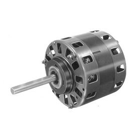 "Fasco D164, 5"" Shaded Pole Motor - 115 Volts 1050 RPM"