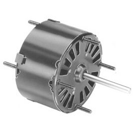 """Fasco D189, 3.3"""" Shaded Pole Open Motor - 230 Volts 1500 RPM"""