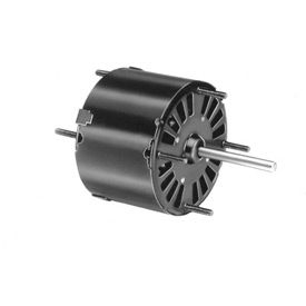 """Fasco D203, 3.3"""" Shaded Pole Open Motor - 115 Volts 3000 RPM"""
