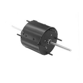 "Fasco D205, 3.3"" Double Shaft Motor - 115 Volts 3000 RPM"