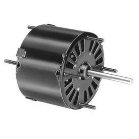 """Fasco D206, 3.3"""" Shaded Pole Open Motor - 115 Volts 3000 RPM"""