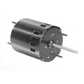 "Fasco D208, 3.3"" Shaded Pole Open Motor - 115 Volts 3000 RPM"