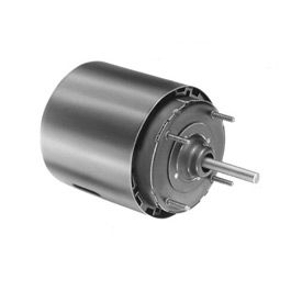 "Fasco D235, 3.3"" Shaded Pole Self Cooled Motor - 115 Volts 1500 RPM"