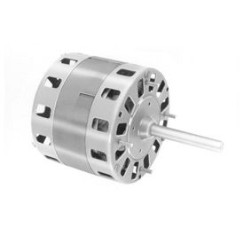 "Fasco D240, 5"" Shaded Pole Motor - 115 Volts 1050 RPM"