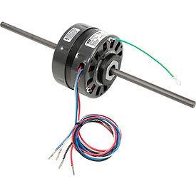 "Fasco D255, 5"" Shaded Pole Fan Coil Motor - 115 Volts 1050 RPM"
