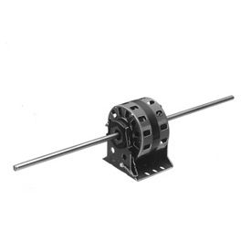 "Fasco D289, 5"" Shaded Pole Fan Coil Motor - 115 Volts 1050 RPM"