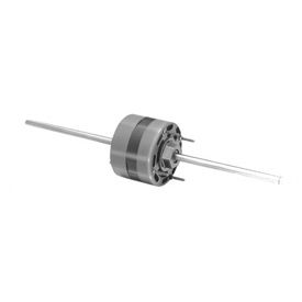 "Fasco D333, 4.4"" Shaded Pole Motor - 115 Volts 1550 RPM"