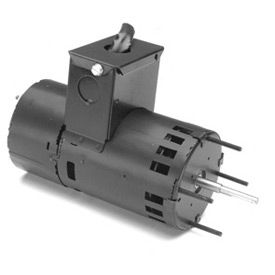 """Fasco D456, 3.3"""" Shaded Pole Draft Inducer Motor - 115/230 Volts 3000 RPM"""