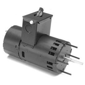 "Fasco D457, 3.3"" Shaded Pole Draft Inducer Motor - 115/230 Volts 3000 RPM"
