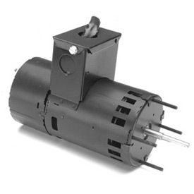 "Fasco D458, 3.3"" Shaded Pole Draft Inducer Motor - 208-230 Volts 3000 RPM"
