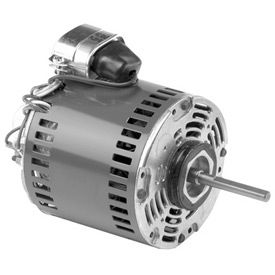 "Fasco D487, 5"" Split Capacitor Motor - 115/208-230 Volts 1550 RPM"