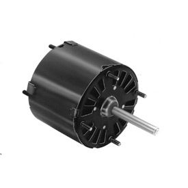 "Fasco D515, 3.3"" Shaded Pole Open Motor - 115 Volts 1500 RPM"