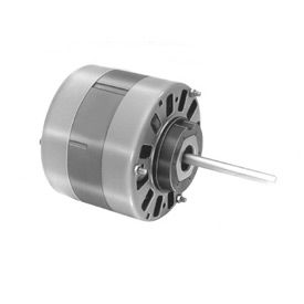 "Fasco D656, 5"" Shaded Pole Motor - 230 Volts 1050 RPM"
