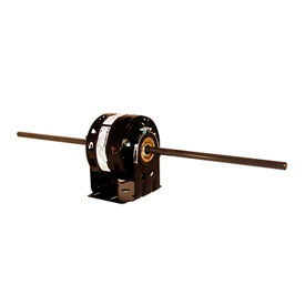 """Century DB6407, 5"""" Shaded Pole Fan Coil Motor - 208-230 Volts 1050 RPM"""