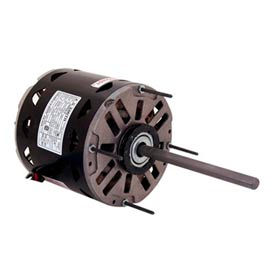 A.O. Smith DL001, Direct Drive Blower Motor 1075 RPM 115 Volts 1/4 HP - 4-1/2""
