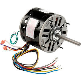 Century DL1036, Direct Drive Blower Motor - 1075 RPM 115 Volts