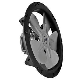 """3.3"""" Electronically Commutated Refrigeration Fan Kit w/ 25 Degree Fan Blade"""