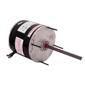 "Century F1058, 5-5/8"" Outdoor Ball Fan Motor 208-230 Volts 825 RPM 1/2 HP"