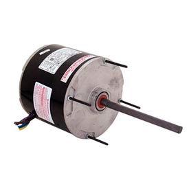 """Century F1076A, 5-5/8"""" Outdoor Ball Fan Motor A 208-230 Volts 1075 RPM 3/4 HP"""