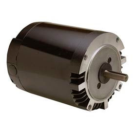 Century F252, C-Face Ventilator Motor 1725 RPM 115 Volts 3.0 Amps
