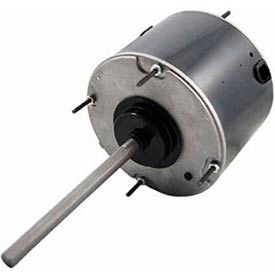 "Century FC3107, 5-5/8"" Deluxe Commercial Fan Motor 200-230/460 Volts 1120 RPM 1 HP"