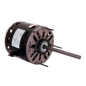 "Century FD1074, 5-5/8"" Direct Drive Blower Motor - 208-230 Volts 1625 RPM"