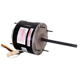 """Century FE6001, 5-5/8"""" Masterfit™ Outdoor Condenser Motor - 208-230V 825 RPM"""