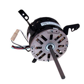 "Century FM1056, 5-5/8"" Flex Direct Drive Blower Motor - 208-230 Volts 1075 RPM"