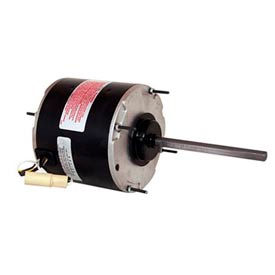 "Century FSE1016, 5-5/8"" Enclosed Outdoor Sleeve Fan Motor 208-230 Volts 1075 RPM 1/6 HP"