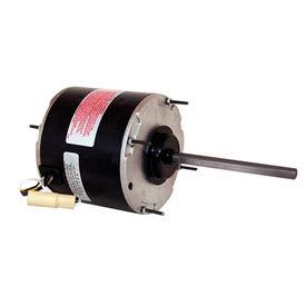 "Century FSE1026SV1, 5 5/8"" Split Capacitor Condenser Fan Motor - 208-230 Volts 1075 RPM"
