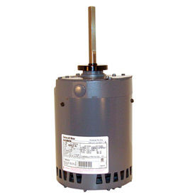 "Click here to buy Century H686, 6-1/2"" Condenser Fan Motor 460/200-230 Volts 850 RPM."