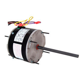 "Century ORM5458B, 5 5/8"" Condenser Fan Motor - 208-230 Volts 1075 RPM"
