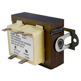 Packard PF40224 Foot Mount Transformer Input - 208-240VA Output 40VA