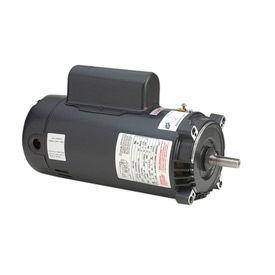 Century sk1152 pool filter motor 115 230 volts 3450 rpm for Pool filter pump motor