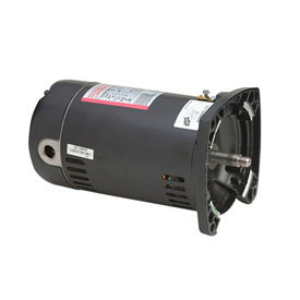 A.O. Smith USQ1072, Up-Rated Pool Filter Motor - 115/230 Volts 3450 RPM