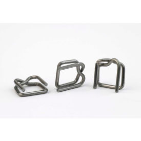 PAC Strapping B-5A 5//8 Wire Buckle PAC Strapping Products