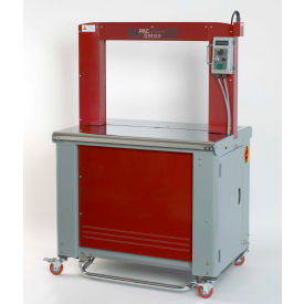 Pac Strapping SM65 Arch Strapping Machine, High Speed Automatic, 850 x 600, 9mm