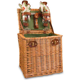Picnic Time Vino Willow Picnic Basket