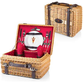 Champion Picnic Basket - Red (Arizona State Sun Devils) Digital Print