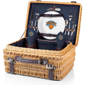 Champion Picnic Basket - Navy/Slate (New York Knicks) Digital Print