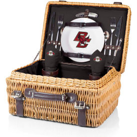 Champion Picnic Basket - Black (Boston College Eagles) Digital Print