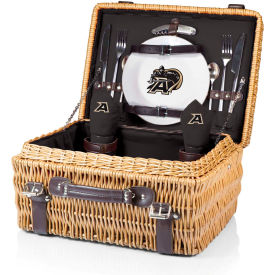 Champion Picnic Basket - Black (Army, US Military Academy Black Knights) Digital Print