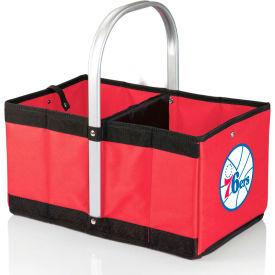 Urban Basket - Red (Philadelphia 76ers) Digital Print