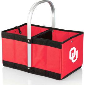 Urban Basket - Red (University of Oklahoma Sooners) Digital Print