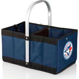 Urban Basket - Navy/Slate (Toronto Blue Jays) Digital Print